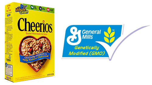 cheerios, general mills, genetically modified foods, gmo, genetically engineered crops