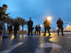 Oakland Port Shutdown 12.12.11