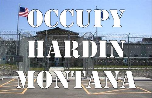 Occupy Hardin Montana